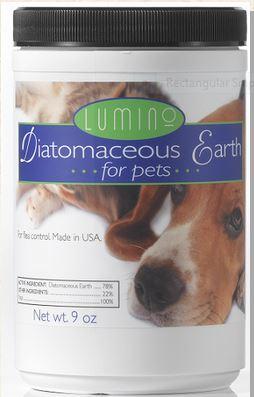 EPA Diatomaceous Earth for Pets