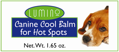 Canine Cool Balm for Hot Spots
