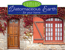 Diatomaceous Earth for Home