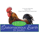 Diatomaceous Earth for Poultry